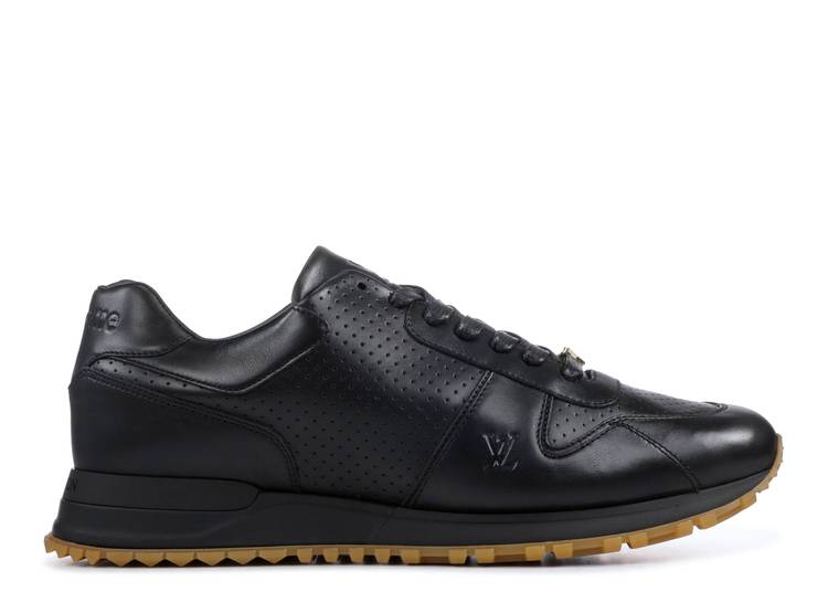 Supreme x Louis Vuitton Run Away 'Black Gum'