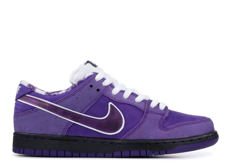 nike sb dunk low pro og qs 'purple lobster'