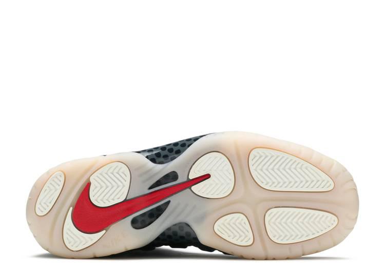 Foot Locker on Twitter: Nike Air Foamposite One Denim ...