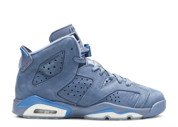"""air jordan 6 retro (gs) """"diffused blue"""""""