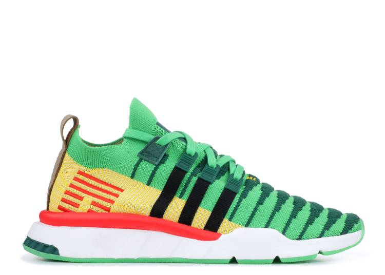 Dragon Ball Z x EQT Support Mid ADV Primeknit 'Shenron'