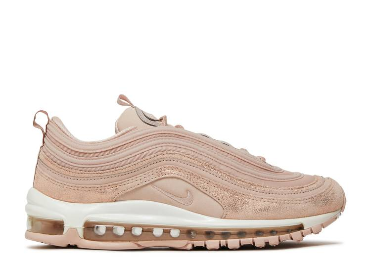 Marina Min alquitrán  Wmns Air Max 97 SE 'Particle Beige' - Nike - AV8198 200 - particle beige/summit  white-metallic red bronze | Flight Club