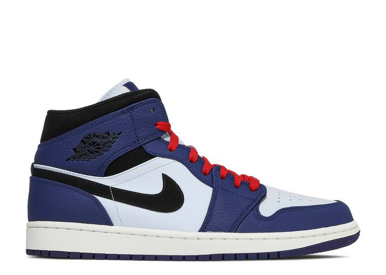 Air Jordan 1 Retro Mid SE 'Deep Royal Blue'