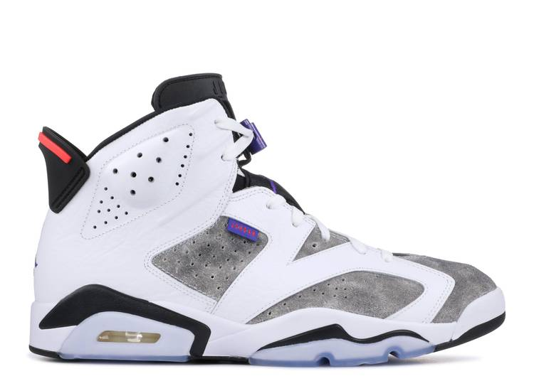 Air Jordan 6 Retro LTR 'Flint'
