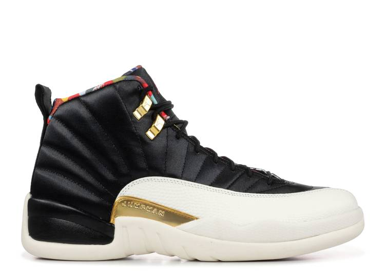 Air Jordan 12 Retro 'Chinese New Year' 2019