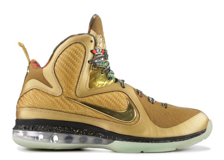 LeBron 9 'Watch the Throne' Sample