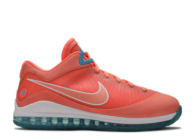 Air Max LeBron 7 Low 'Miami Dolphins' Sample