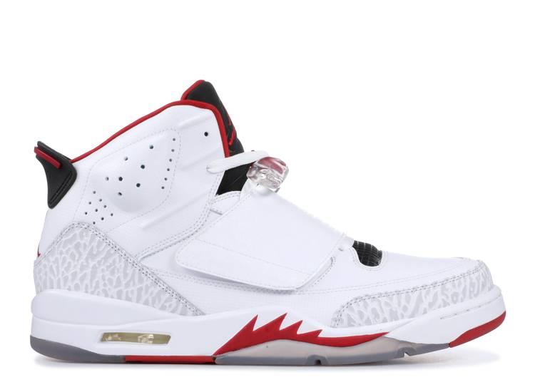 Air Jordan Son of Mars 'Fire Red'