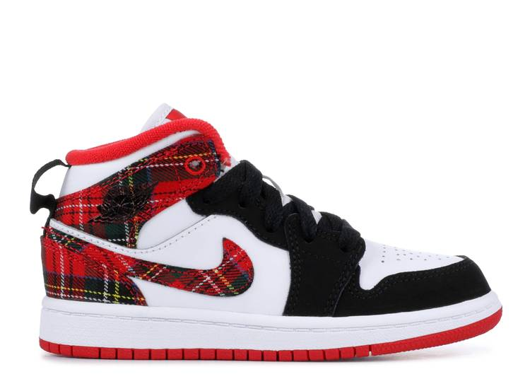 Air Jordan 1 Mid PS 'Bad Santa'