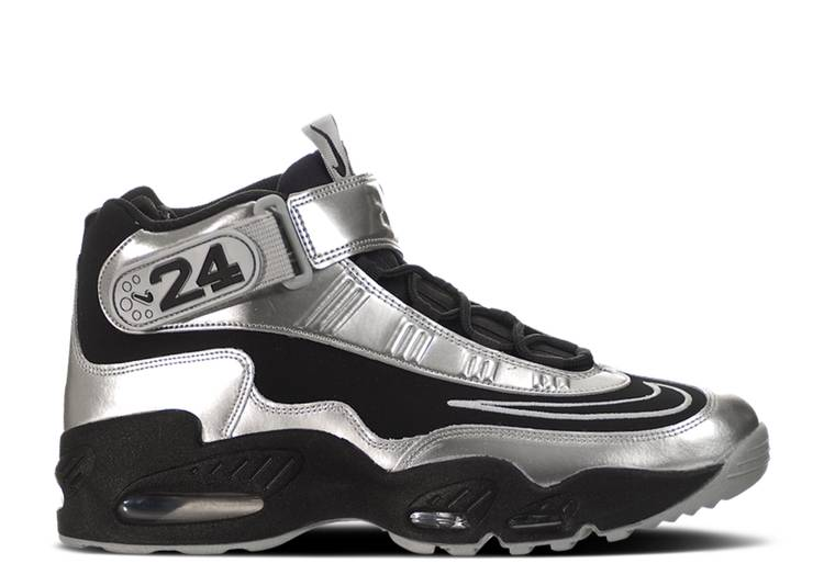 Air Griffey Max 1 'Black Metallic'