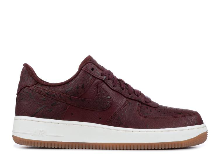 Wmns Air Force 1 '07 Premium Essential 'Paisley Pack'