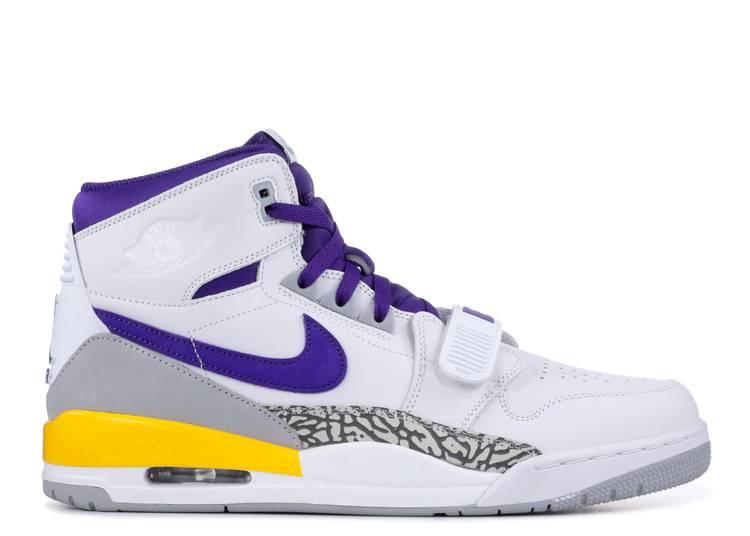 Jordan Legacy 312 'Lakers'