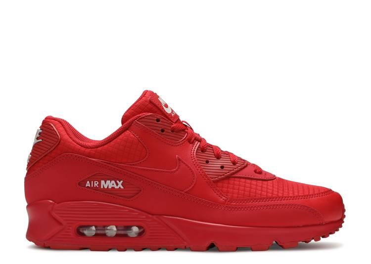 "nike air max 90 essential ""University Red"""