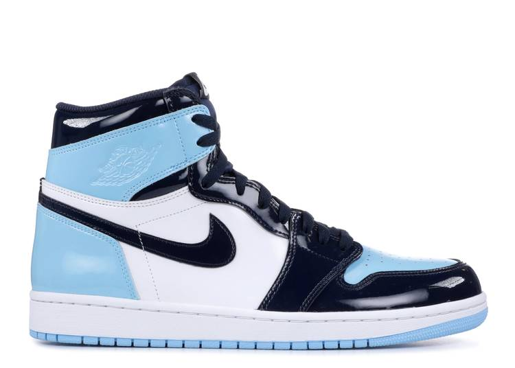 "wmns air jordan 1 retro high og ""blue chill"""
