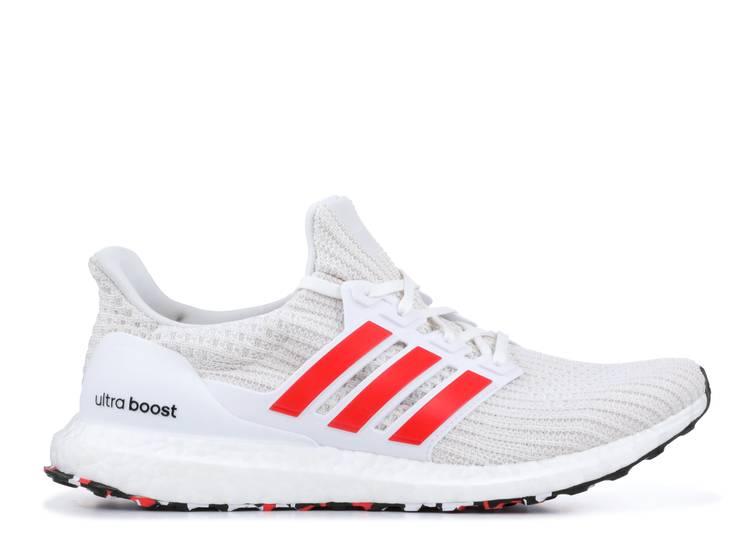 UltraBoost 4.0 'Red Stripes'