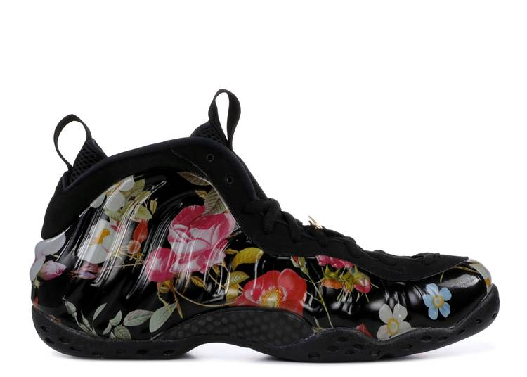 Wmns Air Foamposite One 'Floral'