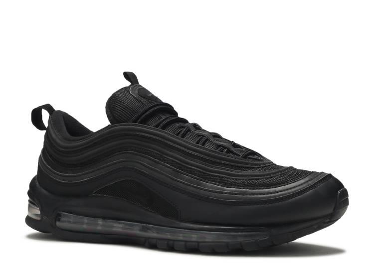 maduro enchufe De todos modos  Air Max 97 'Triple Black' - Nike - BQ4567 001 - black/black-black | Flight  Club