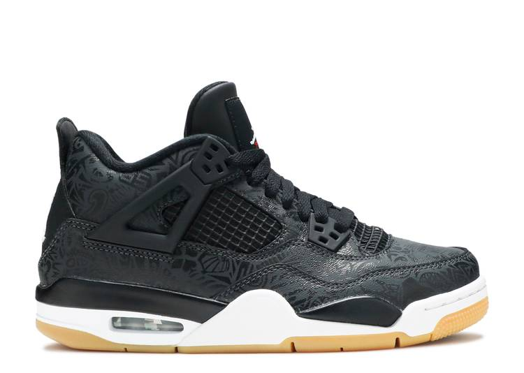 Air Jordan 4 Retro GS 'Laser'