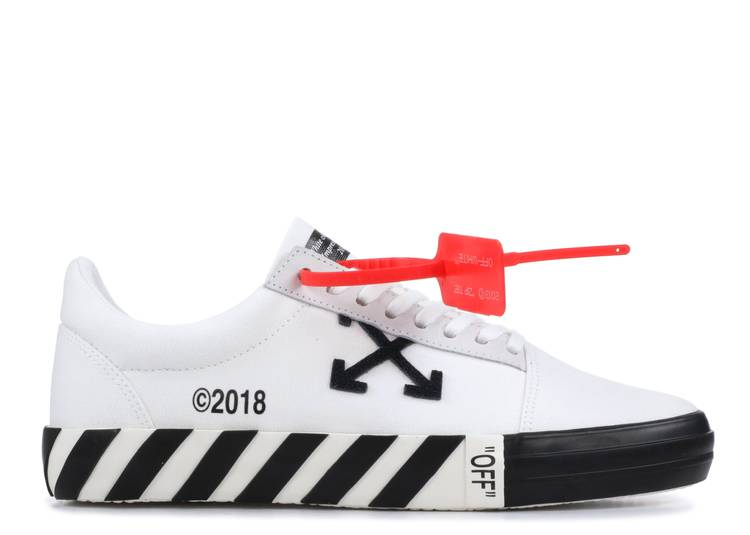 Off-White Vulc Low Top 'White'