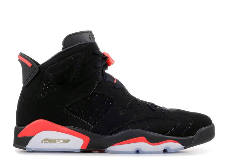 "air jordan 6 retro  ""infrared 2019 release"""