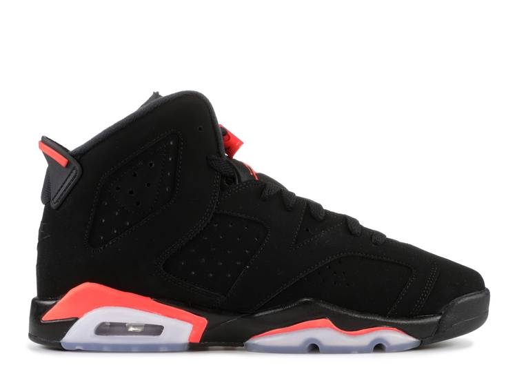 Air Jordan 6 Retro GS 'Infrared' 2019