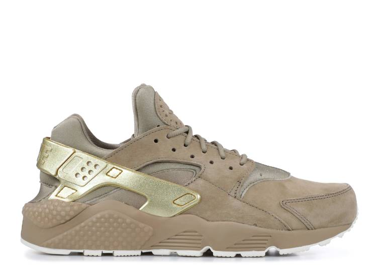 Air Huarache Premium 'Metallic Gold Coin'