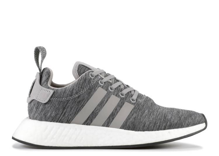 Sneakersnstuff x NMD_R2 'Grey Melange'