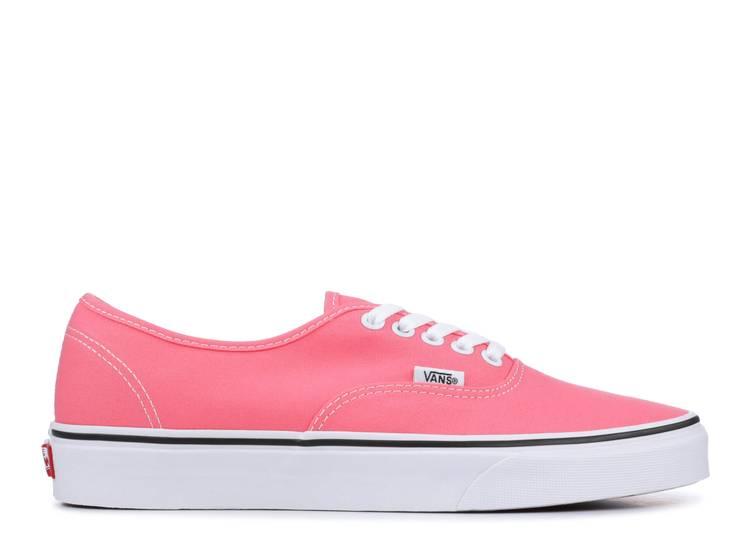 Casco Emoción paño  Authentic 'Strawberry Pink' - Vans - VN0A38EMGY7 - strawberry pink/true  white | Flight Club