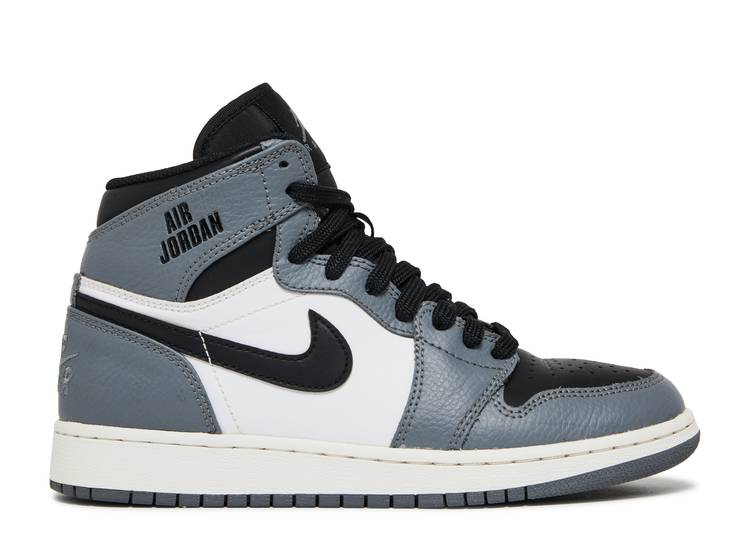 Air Jordan 1 High BG 'Cool Grey'