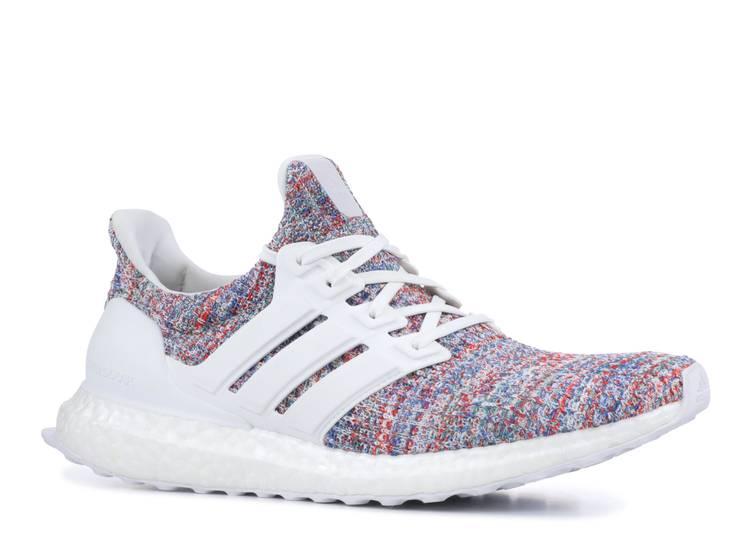 UltraBoost 4.0 'White Multicolor'