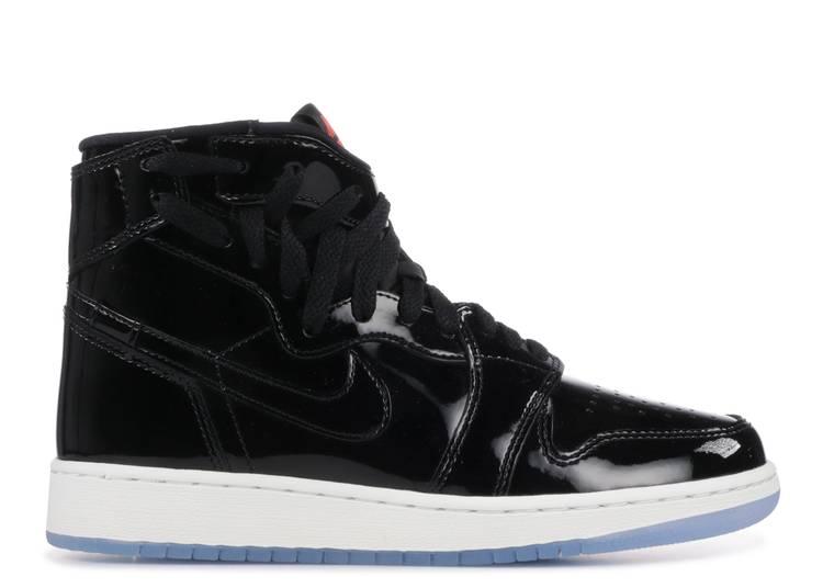 Wmns Air Jordan 1 Rebel XX 'Black Patent'