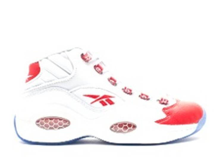 Question Mid GS 'White Pearlized Red'