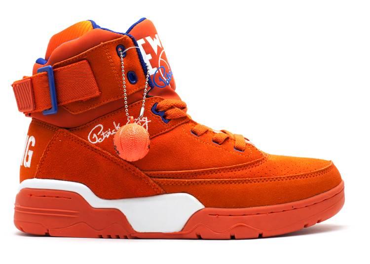 33 Hi 'Orange Suede'