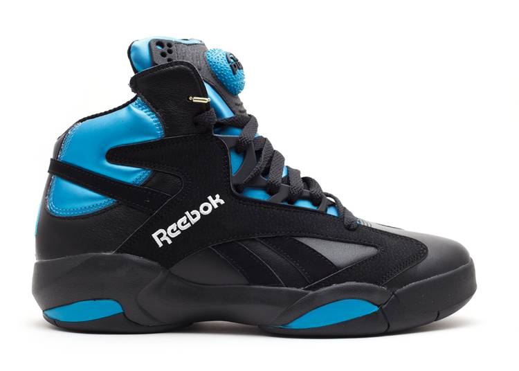 Shaq Attaq 'Black Azure'