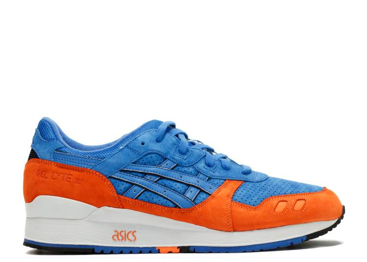 Ronnie Fieg x Gel Lyte 3 'Knicks'
