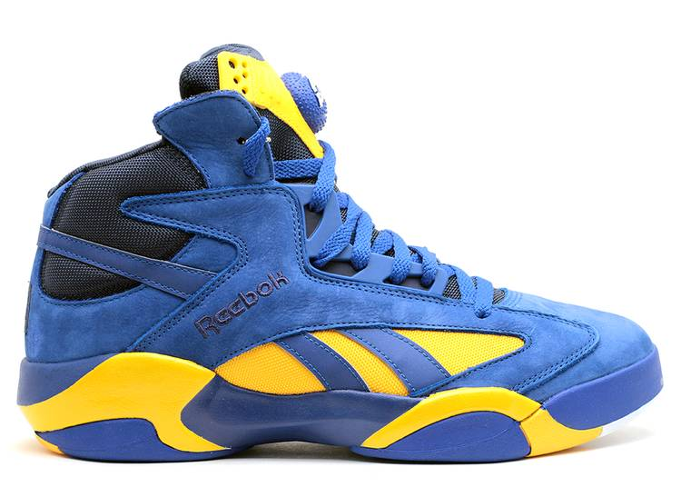 Shaq Attaq 'Packer Shoes'