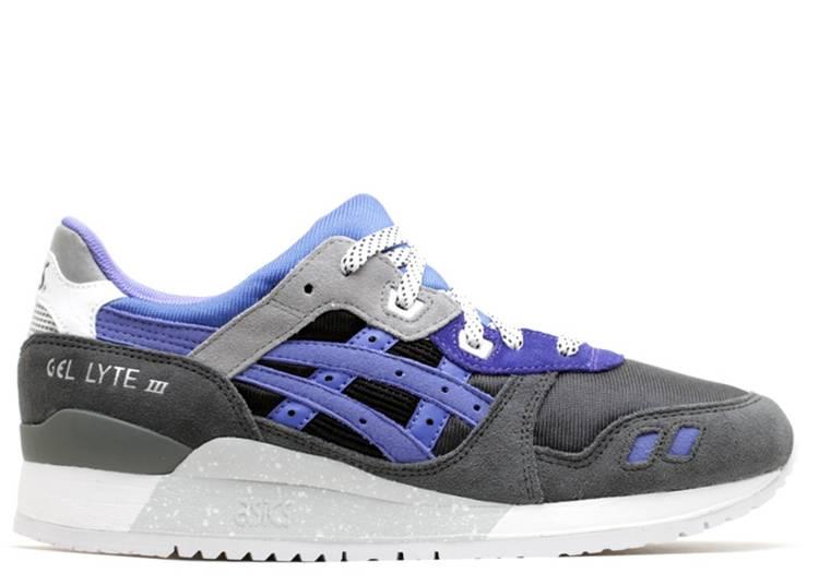 Sneaker Freaker x Gel Lyte 3 'Alvin Purple'