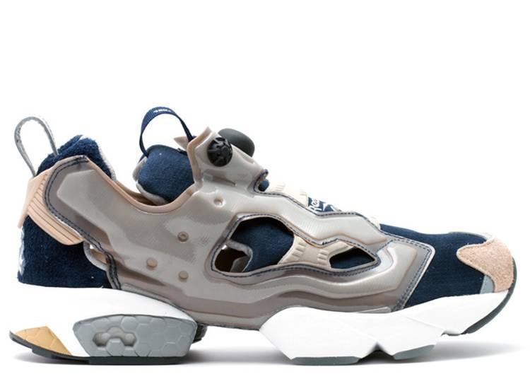 Footpatrol x InstaPump Fury OG 'Navy'