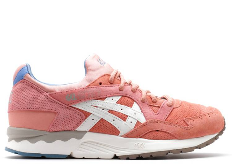 Ronnie Fieg x Gel Lyte 5 'Rose Gold'