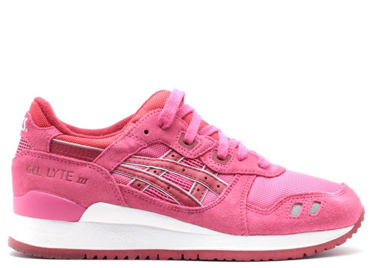 Wmns Gel Lyte 3 'Raspberry'