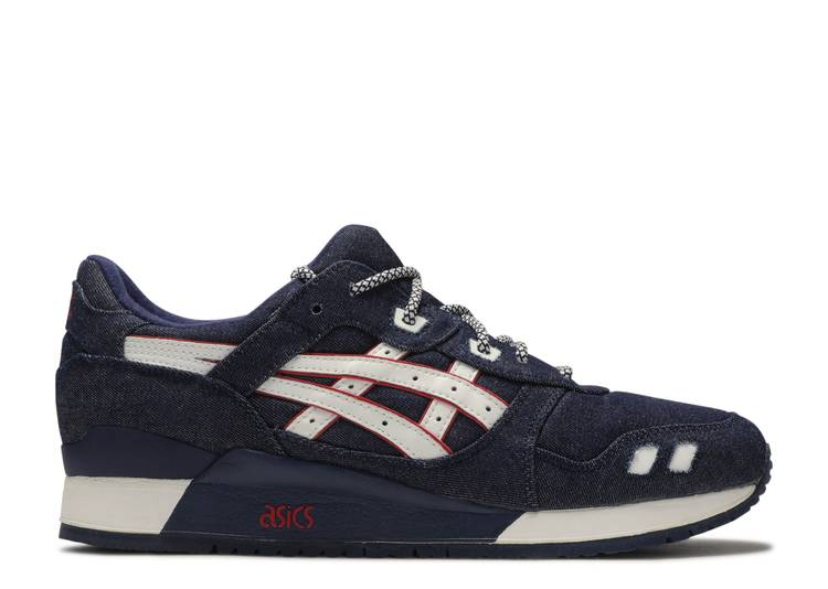Ronnie Fieg x Gel Lyte 3 'Selvedge Denim'