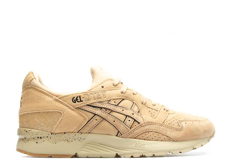 Monkey Time x Gel Lyte 5 'Sand Layer' Japan Edition