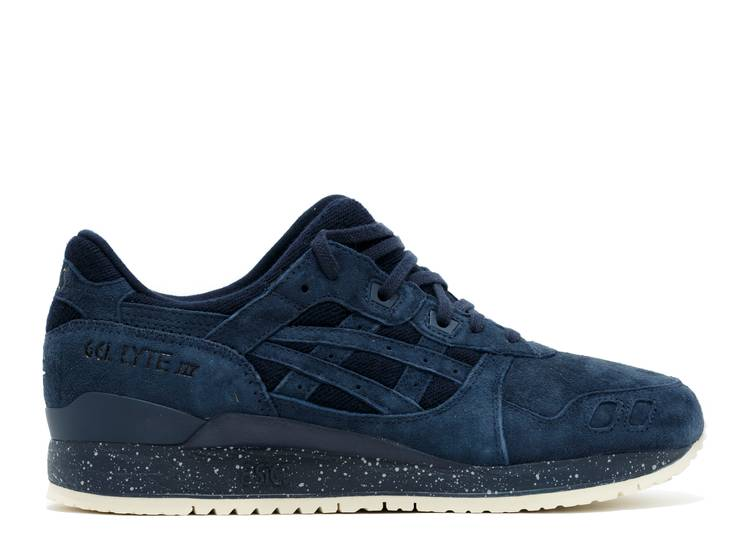 Reigning Champ x Gel Lyte 3 'Navy'
