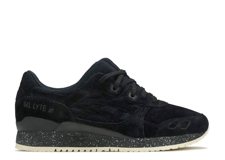 Reigning Champ x Gel Lyte 3 'Black'