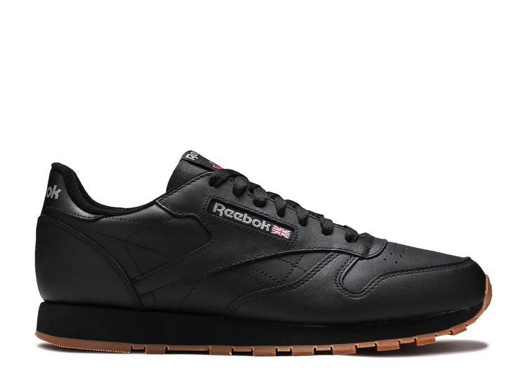Classic Leather 'Black Gum'