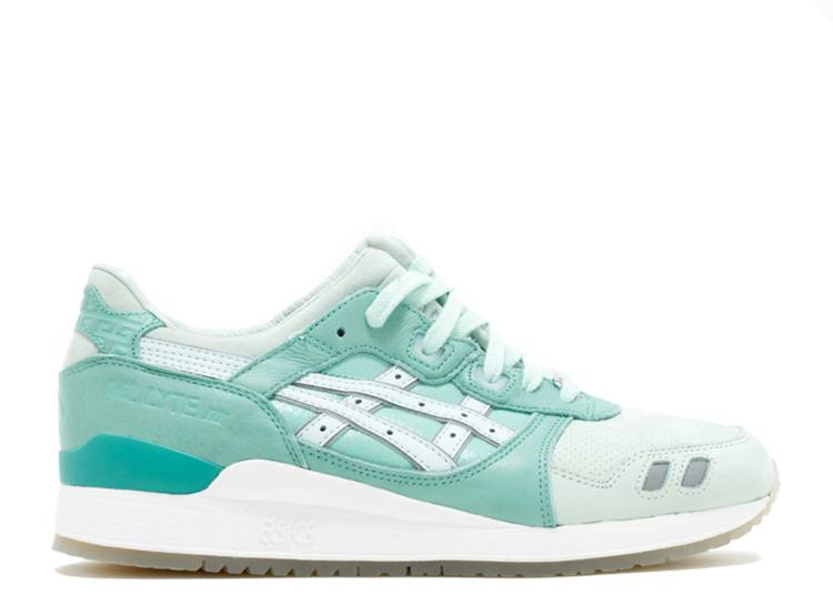 Highs and Lows x Gel Lyte 3 'Silverscreen'