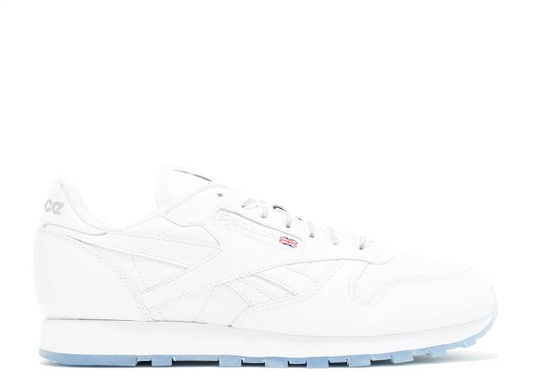 Palace x Classic Leather 'White'