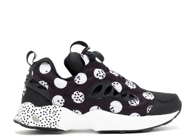 InstaPump Fury Road SG 'Black White'