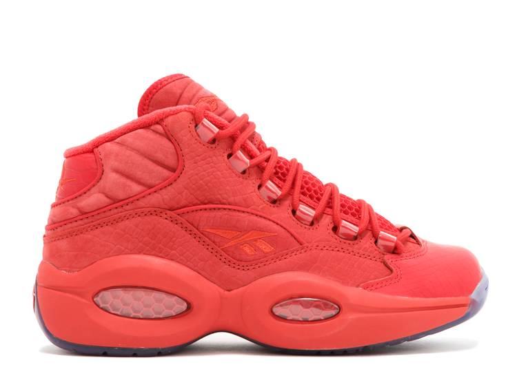 """Teyana Taylor x Wmns Question Mid 'Primal Red' """"Primal Red"""""""