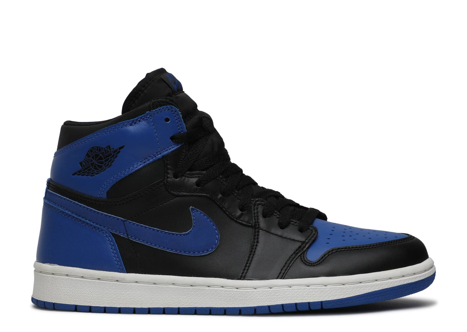 0bc5a8e08ddc Air Jordan 1 Retro - Air Jordan - 136066 041 - black royal blue ...